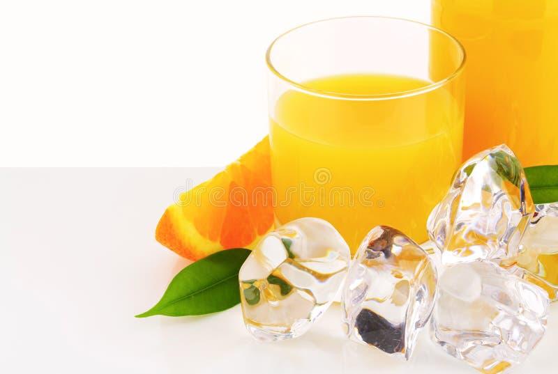 świeże sok pomarańczowy zdjęcia royalty free
