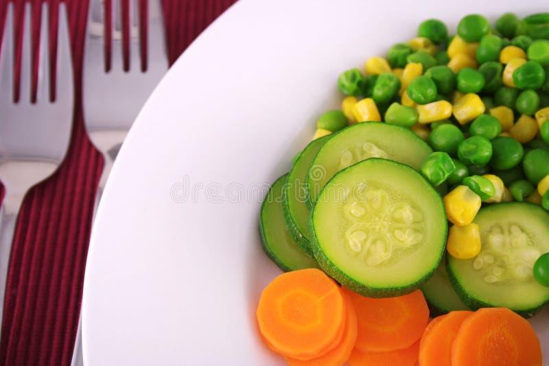 świeże warzywa fotografia stock