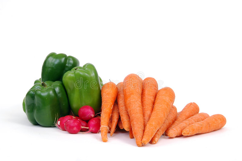 świeże warzywa obrazy stock
