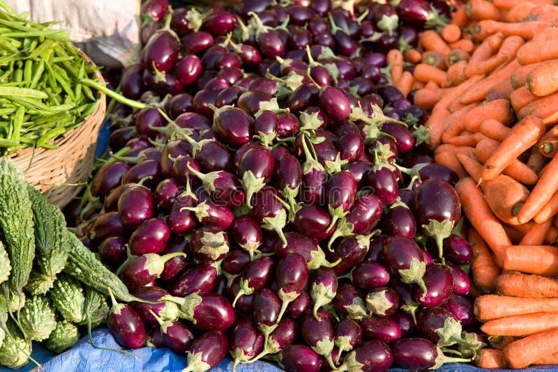 świeżego rynku warzywa zdjęcia royalty free