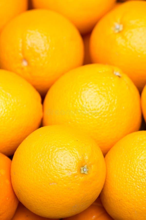 świeżej owoc pomarańcze obraz royalty free