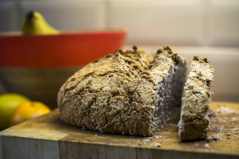 Świeżo piec chleb obrazy royalty free