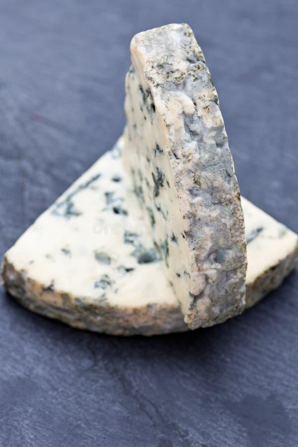 świeży błękitny ser zdjęcie stock