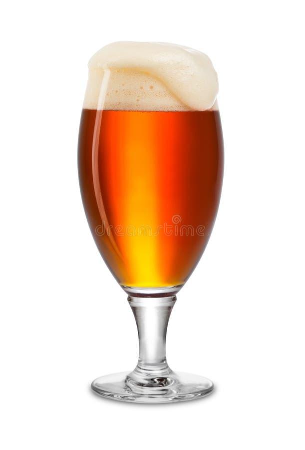 Świeży bock piwo zdjęcie stock