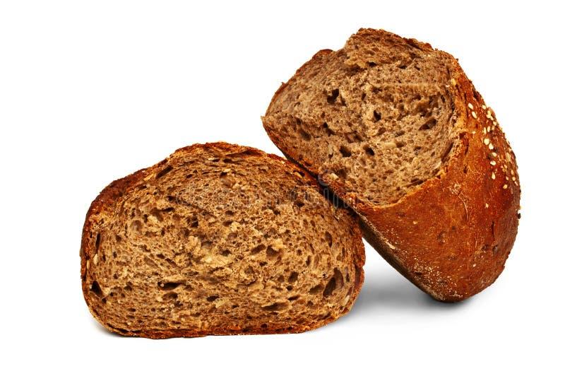 Świeży chleb, chleb łamający obrazy stock