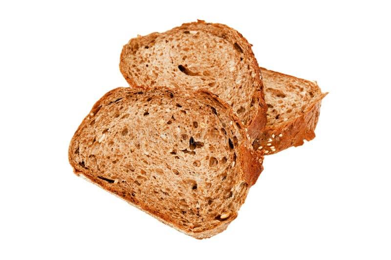 Świeży chleb, pokrojony chleb fotografia royalty free