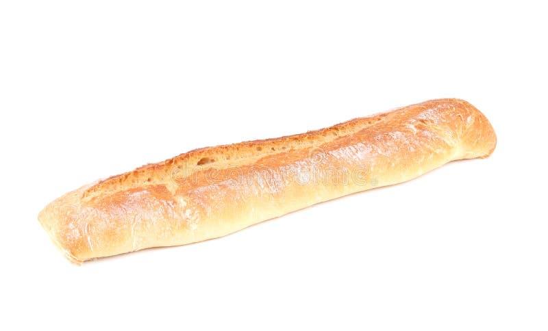 Świeży crispy baguette zdjęcia royalty free
