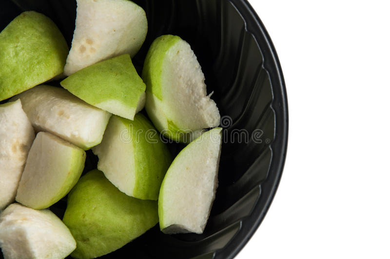 Download Świeży Guava owoc obraz stock. Obraz złożonej z organicznie - 53788307