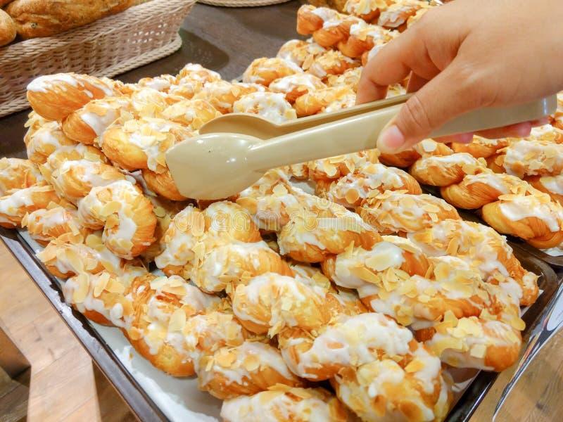 Świeży Piec Pszeniczny chleb obrazy royalty free