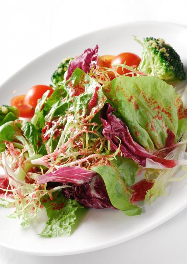 świeży sałatkowy warzywo zdjęcie stock