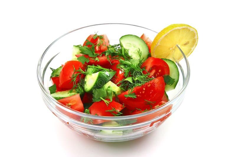 świeży surowy sałatkowy warzywo zdjęcie royalty free