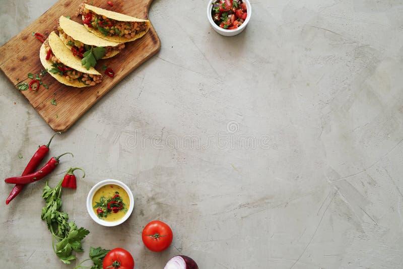 Świeży Taco zdjęcia royalty free