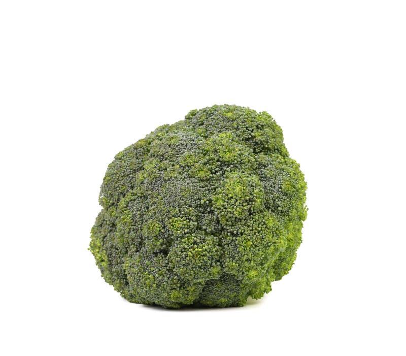 Świeży zdrowy brocoli. obraz stock