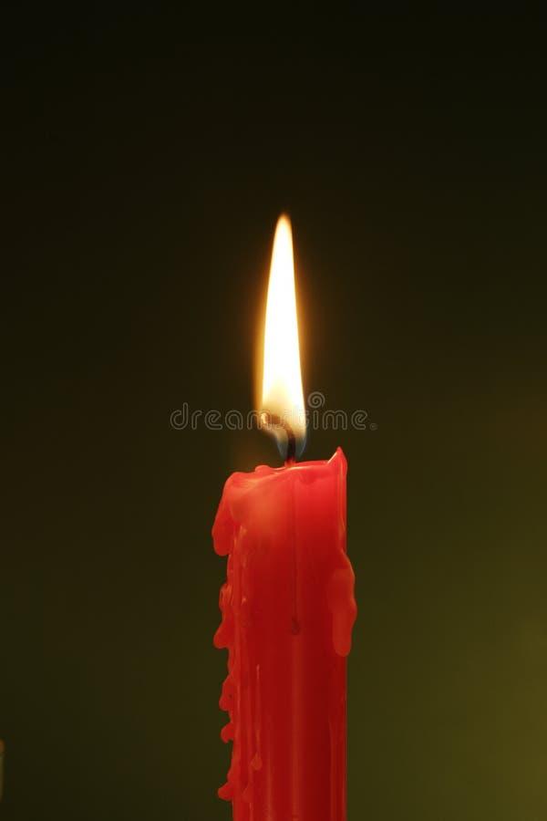 świeca zdjęcie royalty free