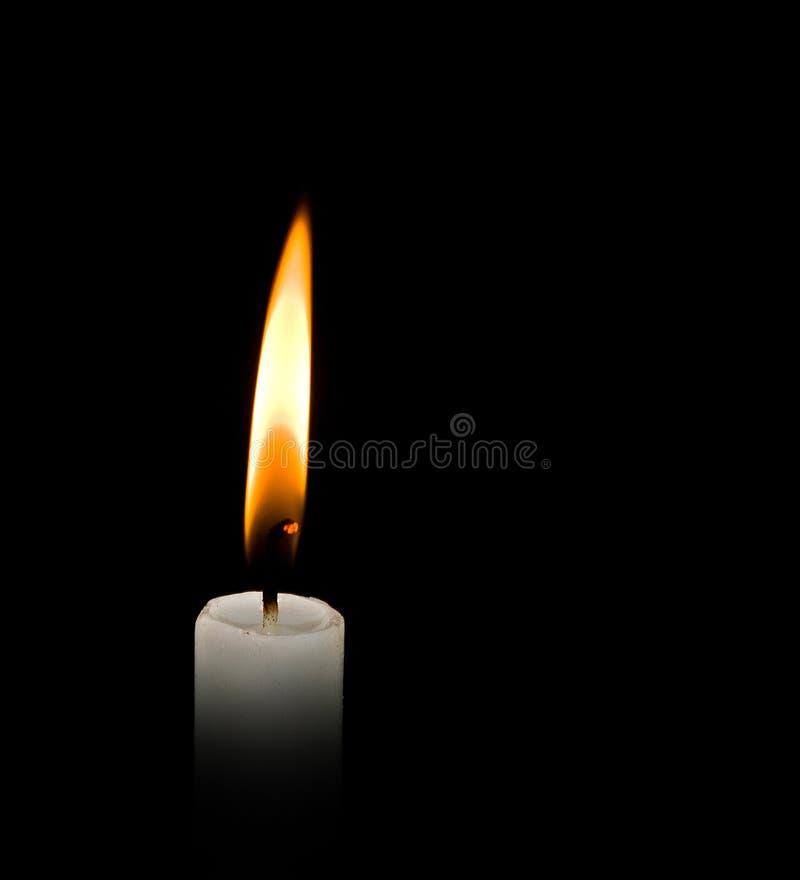 świeczki ciemność zdjęcie royalty free
