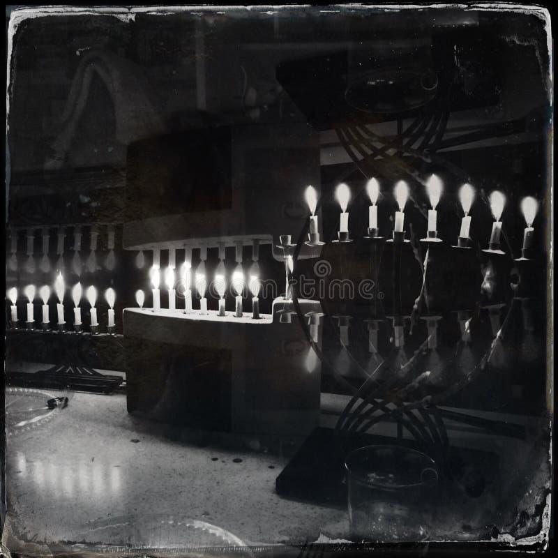 świeczki odizolowywali biel