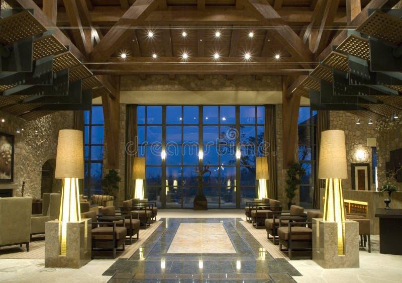 świetlicowy dom zdjęcie royalty free