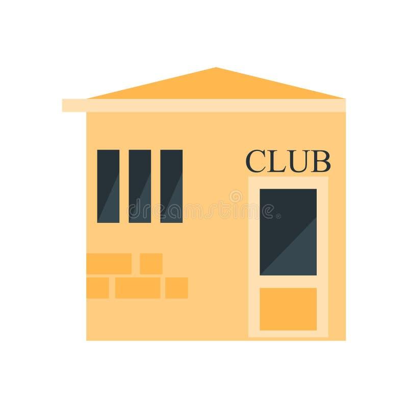 Świetlicowy ikona wektoru znak i symbol odizolowywający na białym tle, Świetlicowy logo pojęcie royalty ilustracja