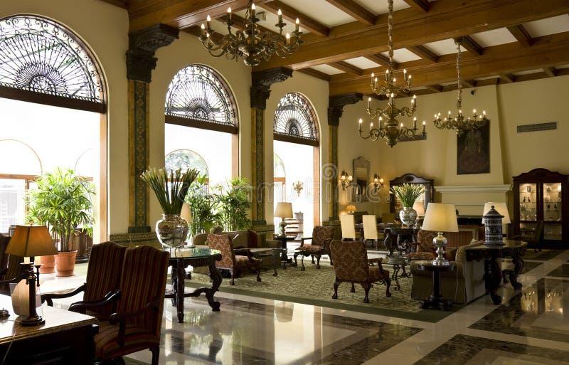 świetlicowy kraj hotelowy Lima Peru zdjęcia royalty free