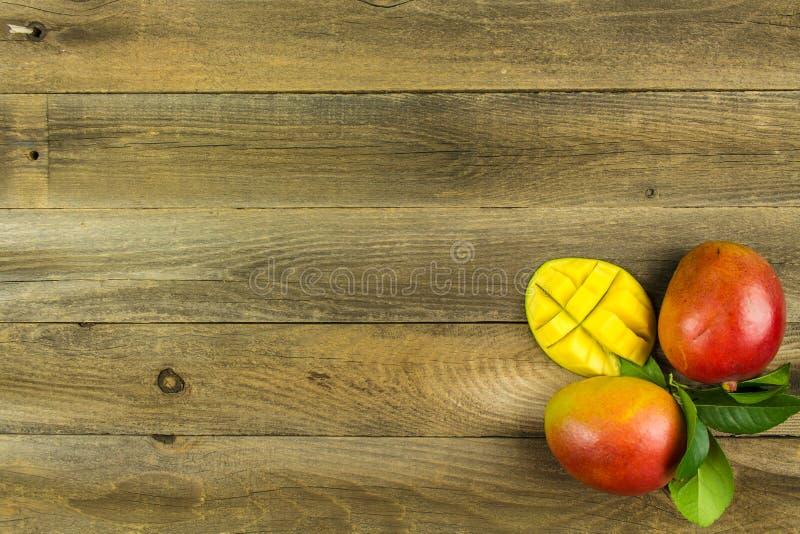 świezi mango obrazy stock