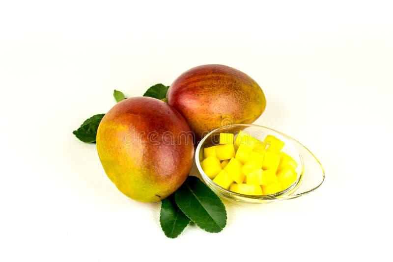 świezi mango zdjęcie stock