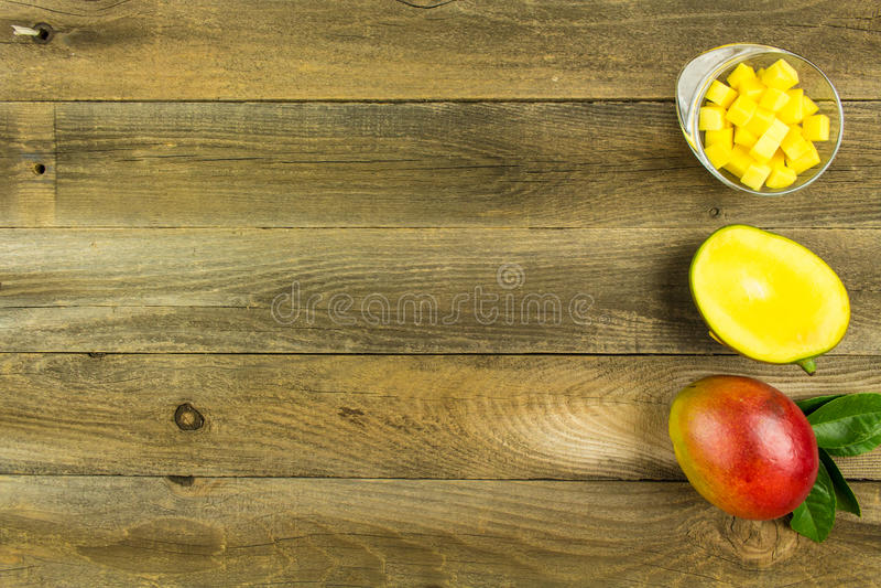 świezi mango obraz stock