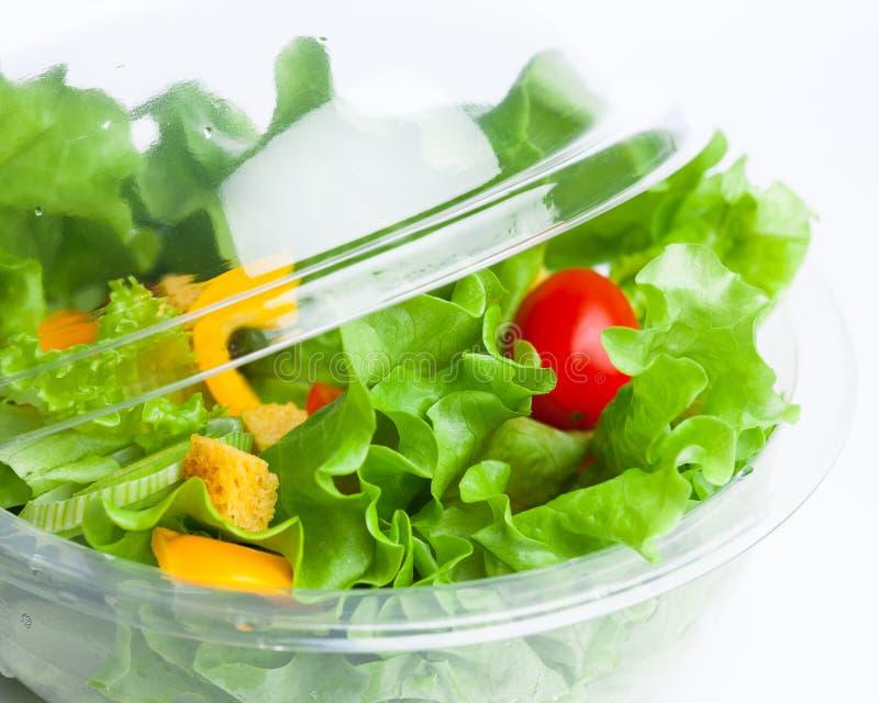 Świezi warzywa sałatkowi fotografia royalty free