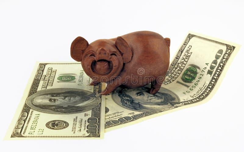 Świnie i pieniądze