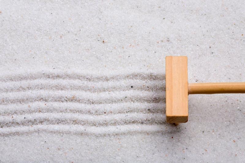 świntucha piasek zdjęcie stock