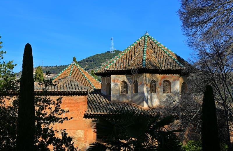 świron alhambra zdjęcie stock