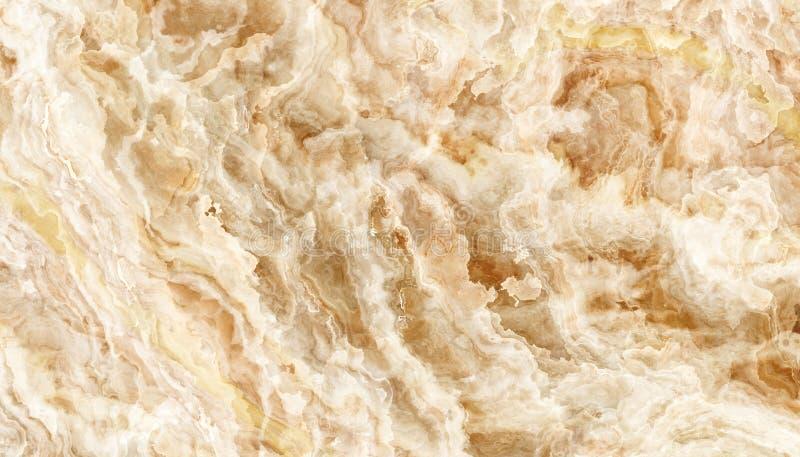 Żółta onyksowa tekstura zdjęcia stock