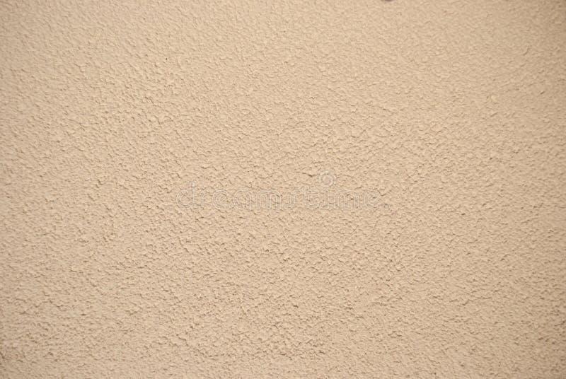 Żółta pomarańczowa piasek ściana, tło, stary, tekstura, grafika, burzliwość zdjęcie royalty free