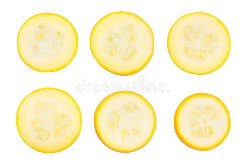 żółtego kabaczka warzywo zdjęcie stock