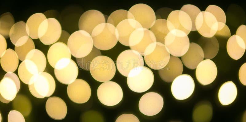 Żółty i pomarańczowy wakacyjny świąteczny abstrakcjonistyczni Świąt tło fotografia royalty free