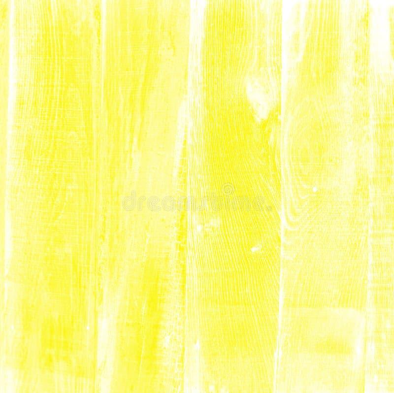 Żółty tło ilustracji