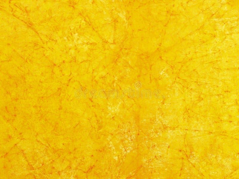 Żółty tło royalty ilustracja