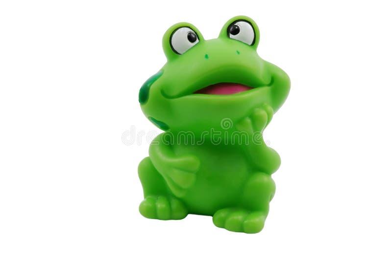 żaba mała obraz stock