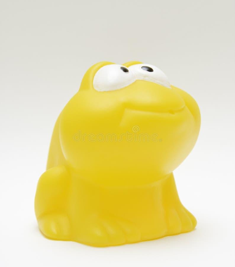 żaby gumy zabawka zdjęcie royalty free