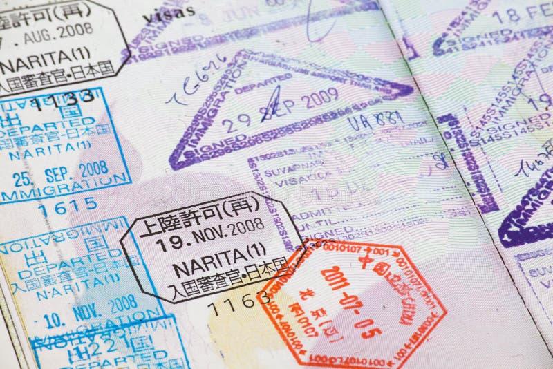 żadny byli mogą wektor ilustracyjny paszportowy postanowienie ważący wizerunek straty wielkościowi znaczki obraz royalty free