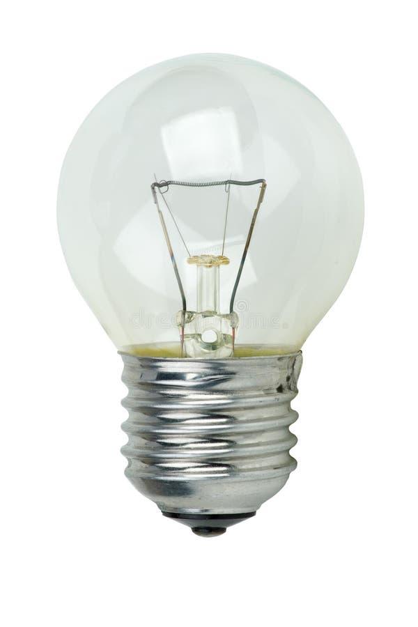 żarówki światła mały wolfram obraz stock