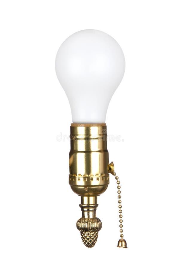 żarówki światła nasadka zdjęcie royalty free