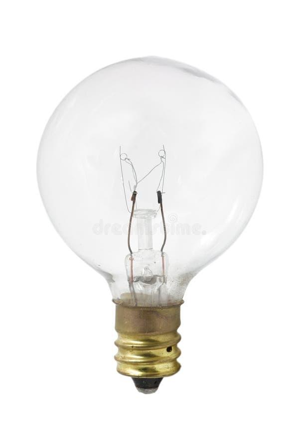 żarówki światła rocznik zdjęcia stock