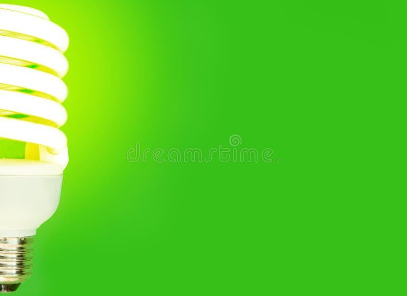 żarówki energii światła oszczędzanie fotografia stock
