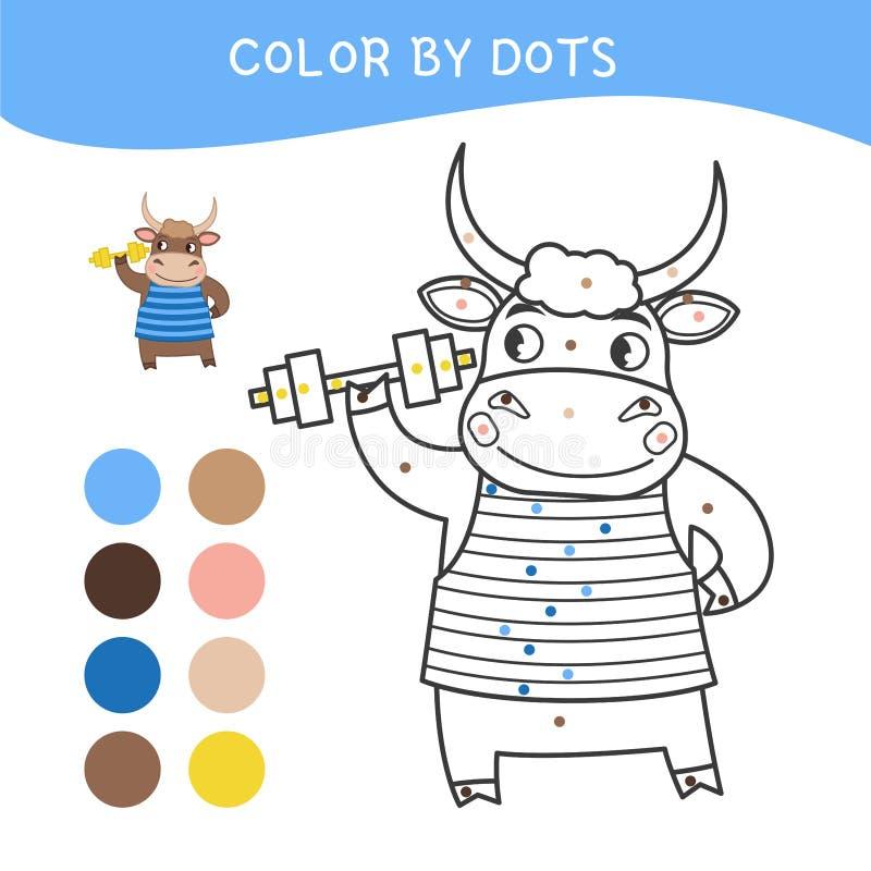 Żartuje kolorystyki książkę ilustracji