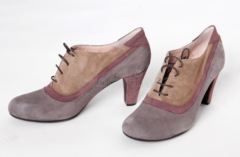 żeńscy buty obrazy royalty free