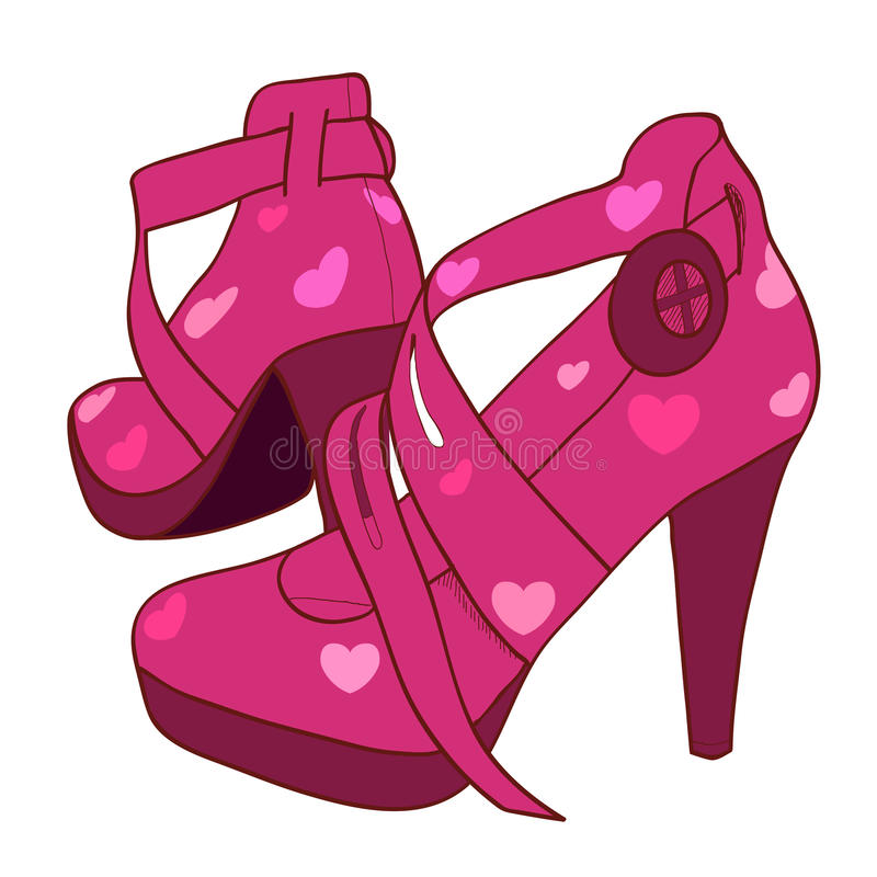 Żeńscy buty