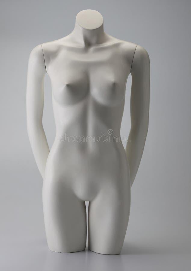 żeński mannequin fotografia stock
