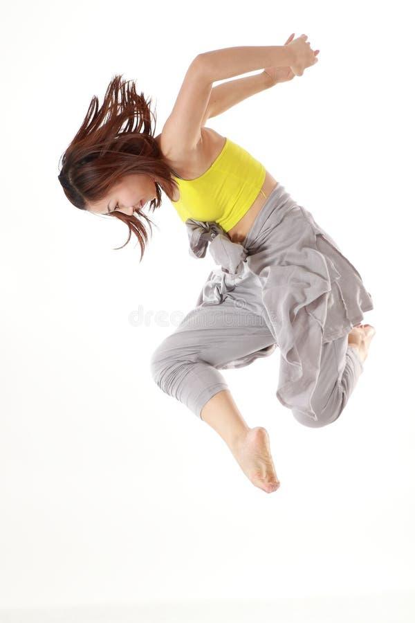 Żeński tancerz obrazy stock