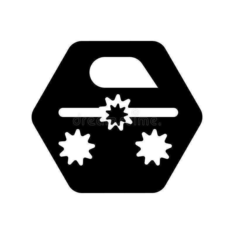 Żeński torebki ikony wektoru znak i symbol odizolowywający na białym tle, Żeński torebka logo pojęcie royalty ilustracja
