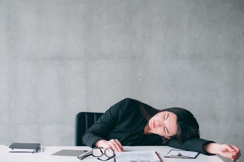 ?e?skiego multitasking workaholic biznesowa kobieta zdjęcie royalty free